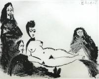 Untitled (Bloch 1692) by Pablo Picasso
