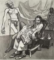 Lullaby by Paula Rego