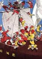 Boys & Pirates Fighting by Paula Rego