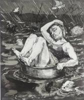 Flood by Paula Rego