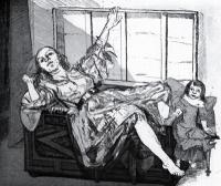 Moth by Paula Rego