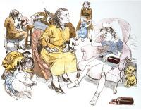 Playtime by Paula Rego