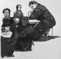 Refectory by Paula Rego