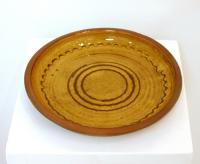 Large Plate by Paul  Berman