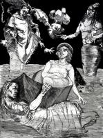Guardians by Paula Rego