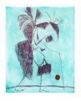 Insect IV by Sir Quentin Blake CBE RDI HRWS