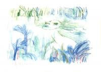 Women in Water IV by Sir Quentin Blake CBE RDI HRWS