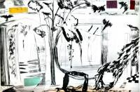 4 and 20 Songbirds by Rachel Anne Grigor