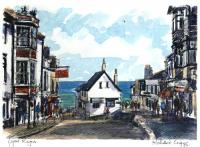 Lyme Regis by Richard Briggs