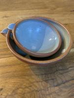 Large Bowl with Spout  by Svend Bayer