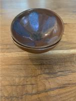 Brown Bowl  by Svend Bayer