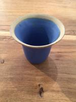 Small Blue Pot by Sue Blagden