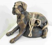 Big Dog by Sally Dunham