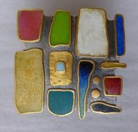 Brooch  by Zsuzsi Morrison