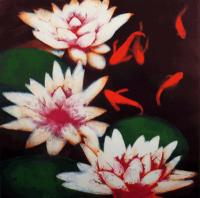 Water Lilies by Susie Perring