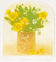 Buttercups by Sheila Stafford