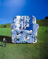 Big Calendar Chair by StormStudios (after Thorgerson)