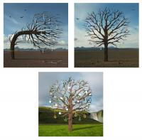 Biffy Clyro - Opposites (Triptych) by StormStudios (after Thorgerson)