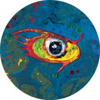 Powderfinger - Eye (Circle) by StormStudios (after Thorgerson) Storm Thorgerson