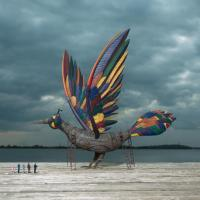 Pendulum - The Island by StormStudios (after Thorgerson) Storm Thorgerson