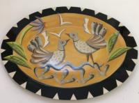 Oval Dish by Theresa  Edwards