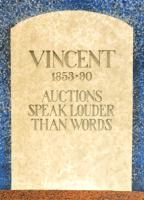 Vincent by Tom Phillips CBE RA