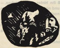 Der Riss by Wassily Kandinsky