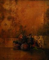 Studio di Testa e Prugne by Wolfgang Zelmer