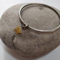 Small Loved Bangle by Zsuzsi Morrison