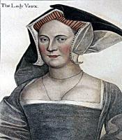 The Lady Vaux by Francesco Bartolozzi