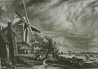 Mill Near Colchester by John Constable