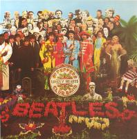 Sgt Pepper by Sir Peter Blake