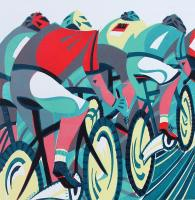 Peloton by Paul Cleden
