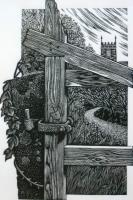 Cornish Gate, Grade by Pam Pebworth RWA