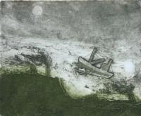 A Stormy Trip by Sheila Stafford