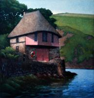 Boathouse by Terence Millington
